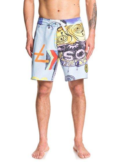 "Highline Art House 18"" - Board Shorts  EQYBS04218"