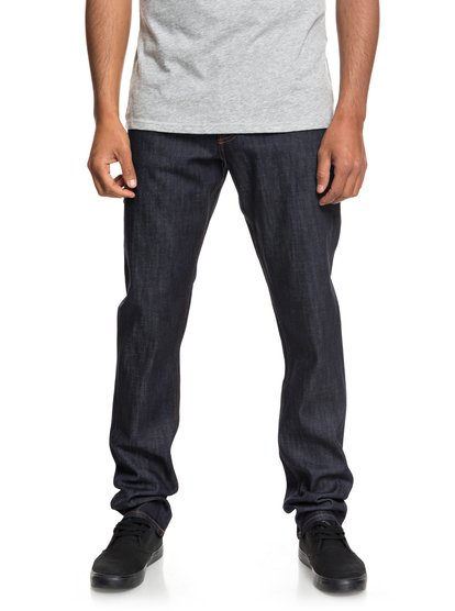 Revolver Rinse - Straight Fit Jeans for Men  EQYDP03375