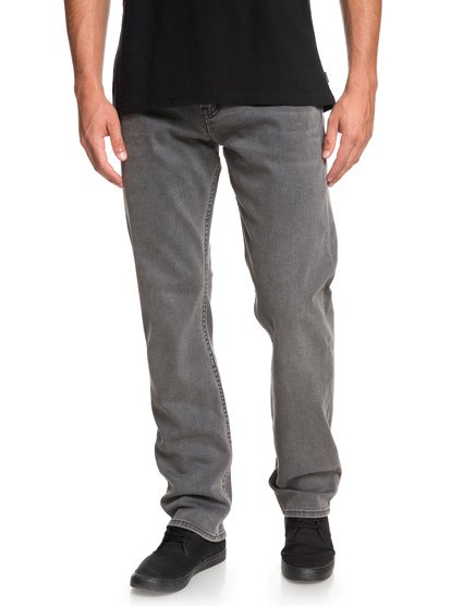 Sequel Granite Stone - Regular Fit Jeans for Men  EQYDP03390