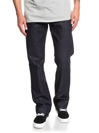 Sequel Rinse - Straight Fit Jeans  EQYDP03401