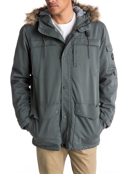 Storm Drop 5K - Waterproof Winter Parka for Men  EQYJK03352