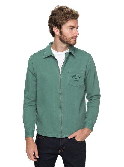 Riser Twill - Zip-Up Jacket for Men  EQYJK03391