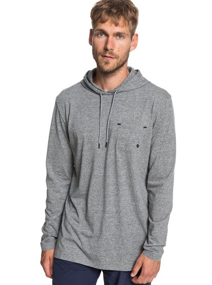 Adapt - Long Sleeve UPF 30 Hooded Top for Men  EQYKT03829