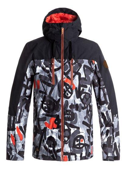 Mission Block - Snow Jacket for Men  EQYTJ03126