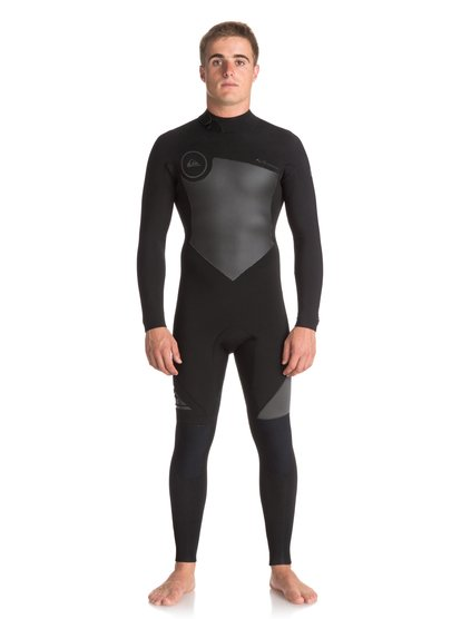 3/2mm Syncro Series - Back Zip GBS Wetsuit for Men  EQYW103037