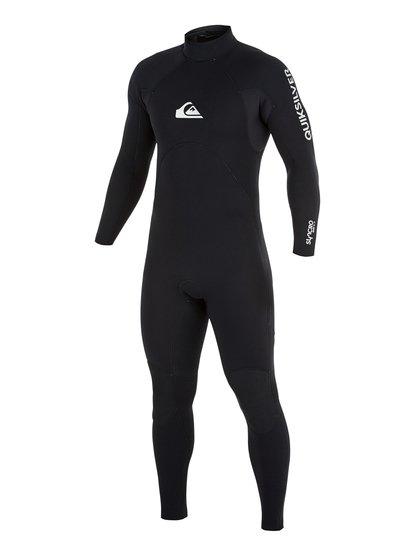 4/3mm Rental Series - Back Zip Wetsuit for Men  EQYW103077