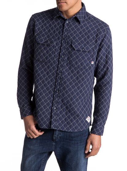 Rippa Down - Reversible Long Sleeve Over Shirt for Men  EQYWT03540
