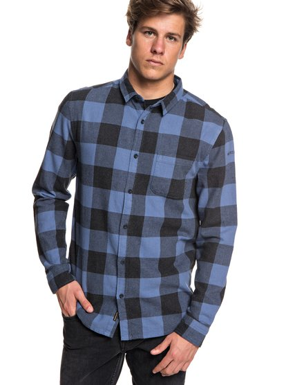 Motherfly Flannel - Long Sleeve Shirt for Men  EQYWT03728