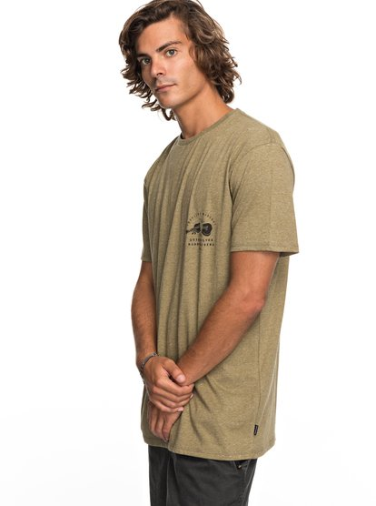 Organic Long Lost - T-Shirt for Men  EQYZT04743