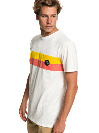 Season Stripe - T-Shirt for Men  EQYZT05220