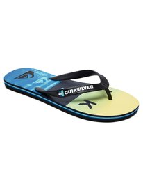 bc583df8915 ... Molokai Wordblock - Flip-Flops for Men AQYL100788. Molokai Wordblock ‑ Tongs  pour Homme