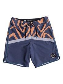 "Highline Techtonics 16"" - Board Shorts for Boys 8-16  EQBBS03257"