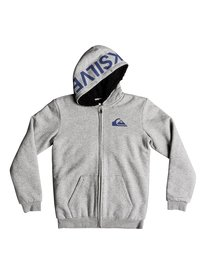 Best Wave Sherpa - Zip-Up Hoodie for Boys 8-16  EQBFT03467