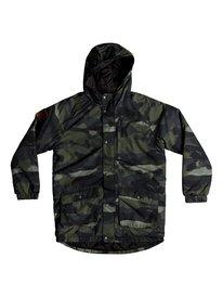 Mitake Smash - Water-Resistant Hooded Parka for Boys 8-16  EQBJK03163