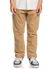 Boy's 8-16 Kracker Tapered Corduroy Pants  EQBNP03078