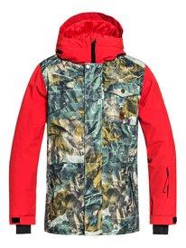 c31ba11c87c6e Ridge - Snow Jacket for Boys 8-16 EQBTJ03072