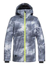 8eeea0326ca7 Chaqueta Snowboard y Cazadora Snow para Niño | Quiksilver