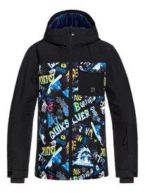 b5a22c792c531 Mission Block - Snow Jacket for Boys 8-16 EQBTJ03080