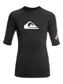 All Time - Short Sleeve UPF 50 Rash Vest  EQBWR03074