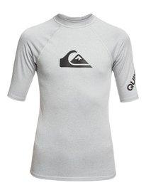 4be5660410975 ... All Time - Short Sleeve UPF 50 Rash Vest for Boys 8-16 EQBWR03074