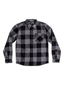 Motherfly Flannel - Long Sleeve Shirt for Boys 8-16  EQBWT03227