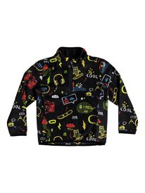 38e595b20f3b3 Aker - Technical Half-Zip Fleece for Boys 2-7 EQKTP03004