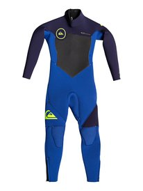 2299f0b4942 4 3mm Syncro Series - Back Zip GBS Wetsuit for Boys 2-7 EQKW103000