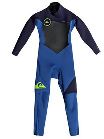 3/2mm Syncro Series - Back Zip FLT Wetsuit for Boys 2-7  EQKW103002