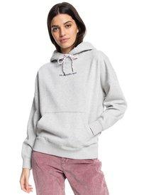 Quiksilver Womens - Organic Oversized Hoodie for Women  EQWFT03042