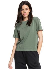 Quiksilver Womens - Organic T-Shirt for Women  EQWZT03025