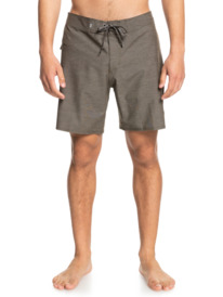 """Hempstretch Piped 18"""" - Board Shorts for Men  EQYBS04546"""