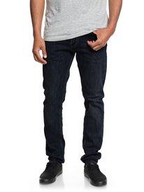 Distorsion Rinse - Slim Fit Jeans for Men  EQYDP03377
