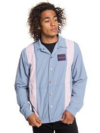 Originals - Nylon Snap-Front Jacket for Men  EQYJK03473