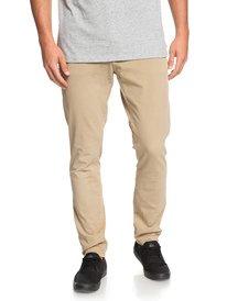 172301c5b Pantalon Homme - Chino & Cargo en toile de coton   Quiksilver