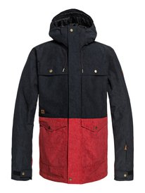 ae7a0a78e0bb1 Snowboard Jackets - Best Mens Snow Jackets | Quiksilver