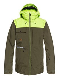 3c613928fd7 Arrow Wood - Snow Jacket for Men EQYTJ03191