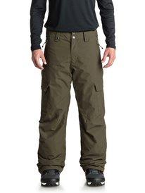 f9588382ab Snowboard Pants - Best Mens Snow Pants   Quiksilver
