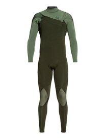 afe5ca0d66c7 ... 4/3mm Highline Ltd Monochrome - Chest Zip Wetsuit for Men EQYW103074 ...