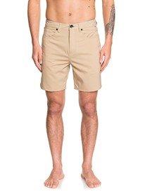 "Nelson 18"" - Amphibian Board Shorts for Men  EQYWS03592"