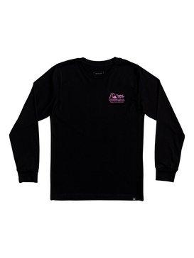 Daily Wax - Long Sleeve T-Shirt for Boys 8-16  AQBZT03615