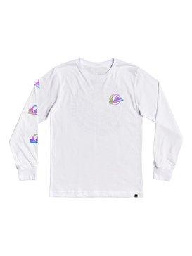 Faded Seas - Long Sleeve T-Shirt for Boys 8-16  AQBZT03617