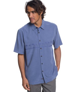 Waterman Tahiti Palms - Short Sleeve Shirt  AQMWT03108
