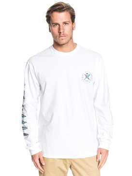 Waterman Lure Me In - Long Sleeve T-Shirt  AQMZT03393