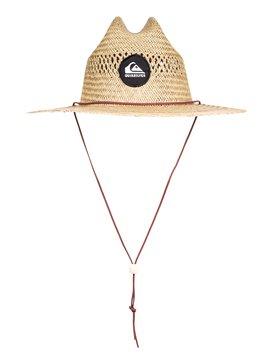 Pierside Slimbot - Straw Lifeguard Hat  AQYHA04229