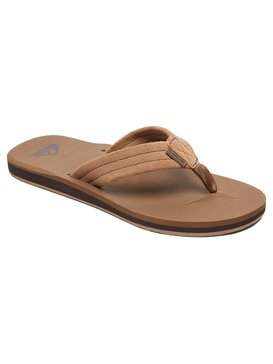 Carver Suede - Leather Sandals for Men  AQYL100030