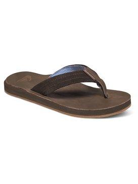 Carver - Suede Sandals  AQYL100375