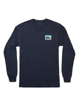 Box Spray - Long Sleeve T-Shirt for Men  AQYZT06868