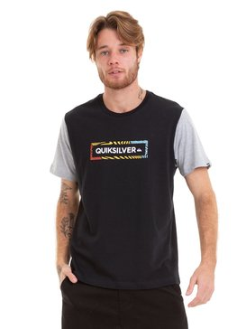 QK CAMISETA BAS M/C WISE AND VICE  BR61115073