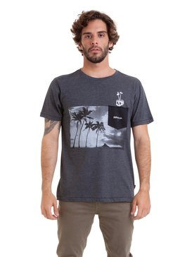 QK CAMISETA ESP M/C PHOTO POCKET II  BR61143061M