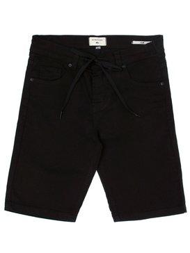 QK BERMUDA WALK SKATE BLACK JUV  BR67021038